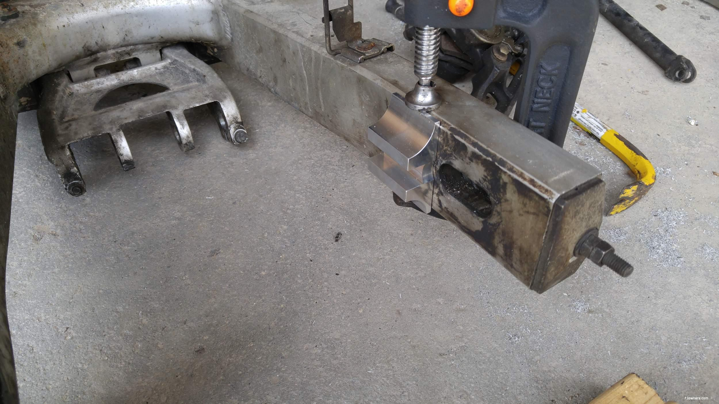 92 95 Gsxr600 Rear Rim Install